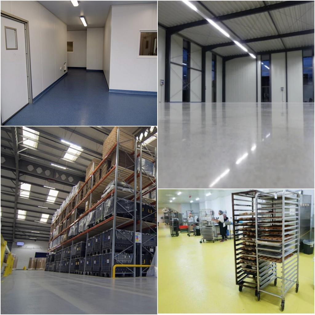 Anti-Slip Flooring & Coatings - Industrial Flooring Contractors UK
