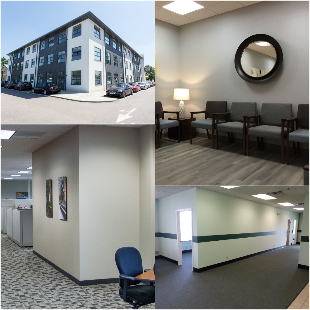 Painting Contractors for Offices, Office Buildings & Workplaces