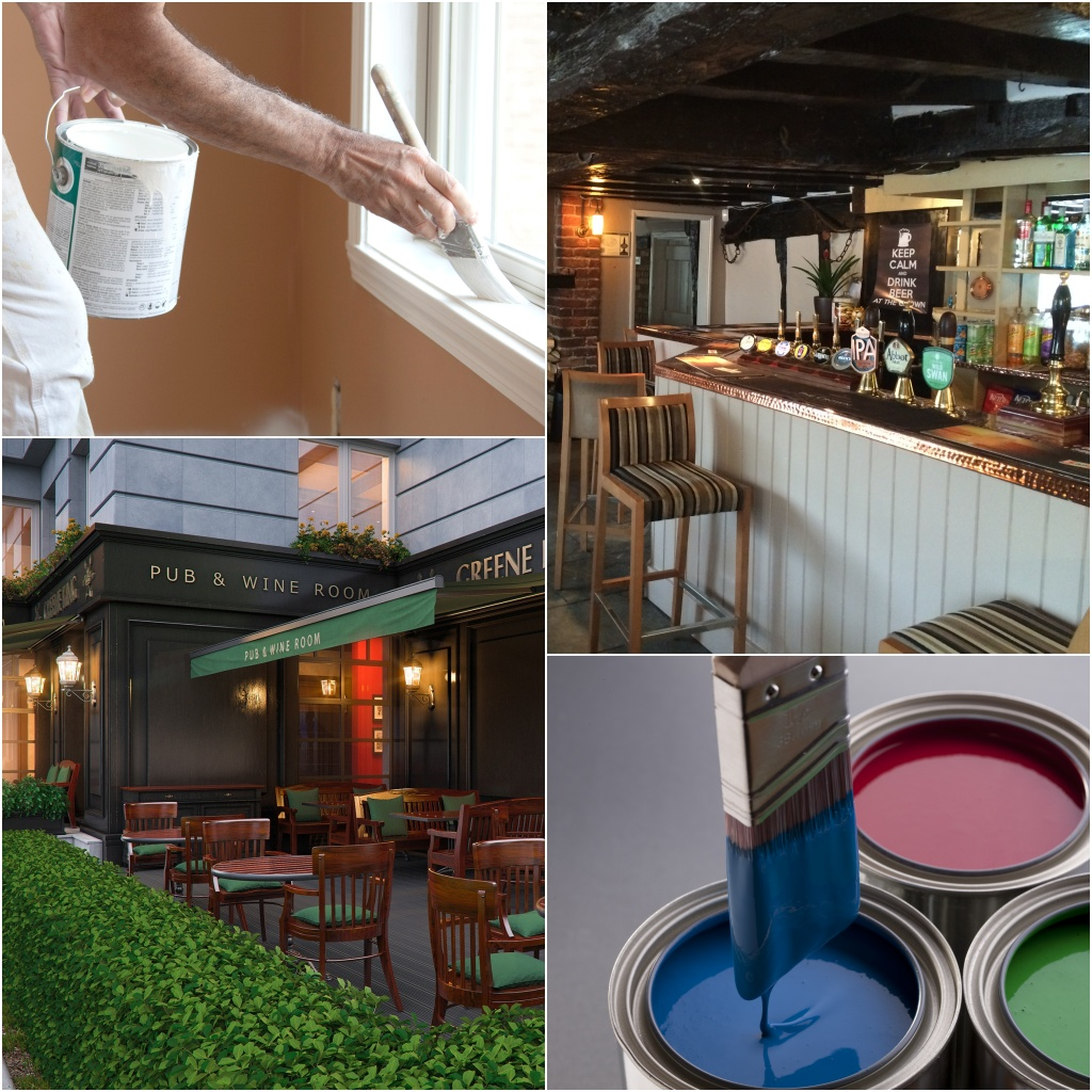 Painting & Decorating - Pubs, Clubs