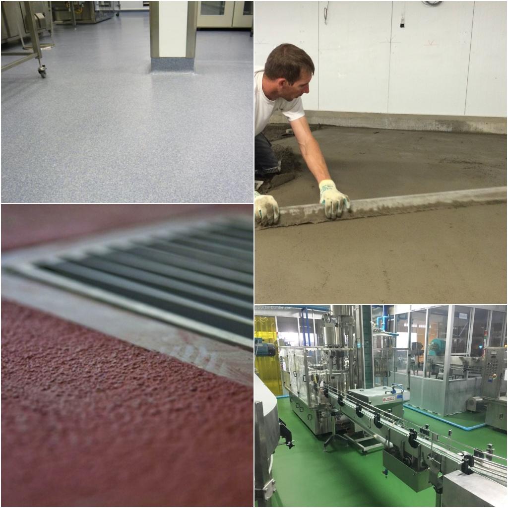 Polymer Screed - Industrial Flooring, UK